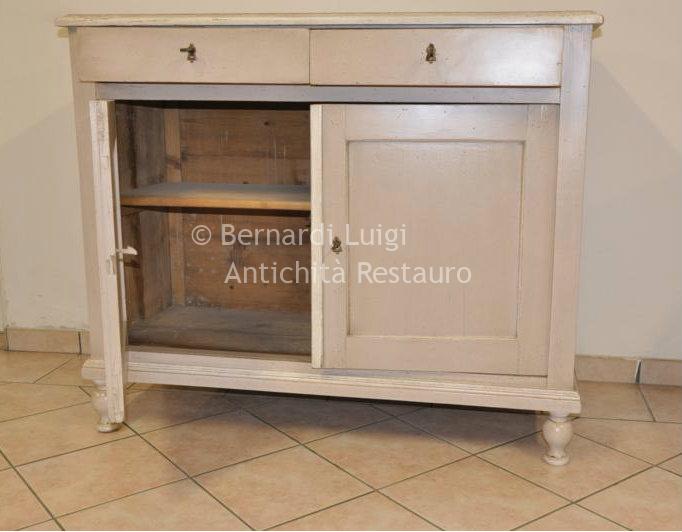 Bernardi luigi mobili antichi mobili rifatti e restauro - Mobili color tortora ...